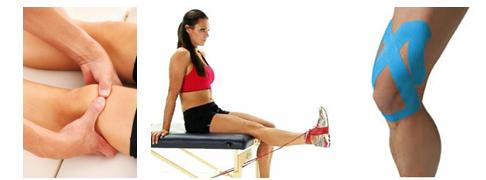 Physiothérapie, clinique de physiothérapie à Montréal, élongation du muscle, claquage, élongation musculaire du quadriceps, guérir blessure musculaire,